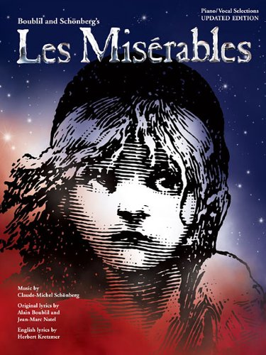 9780881885774: Les Miserables: Piano/Vocal Ward Best Musical