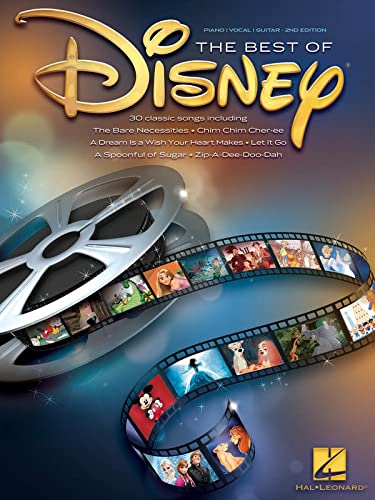 9780881885804: Best of Disney: Piano, Vocal and Guitar
