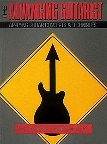 9780881885897: Advancing Guitarist: Applying Guitar Concepts and Techniques