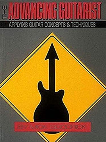 9780881885897: The Advancing Guitarist