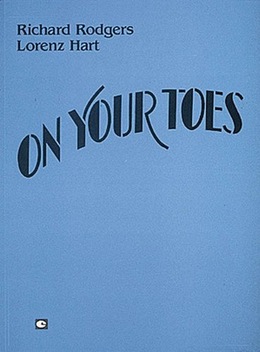 9780881885903: On Your Toes Score Vocal Score (Vocal Score Series)
