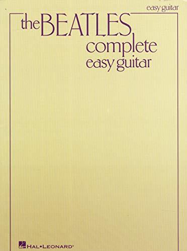 9780881885958: Beatles Complete Easy Guitar