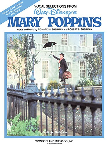 9780881886030: Vocal Selections from Walt Disney's Mary Poppins