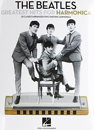 9780881886085: THE BEATLES GREATEST HITS FOR HARMONICA