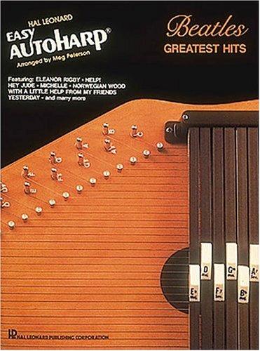 9780881886092: Beatles Greatest Hits-Easy Autoharp