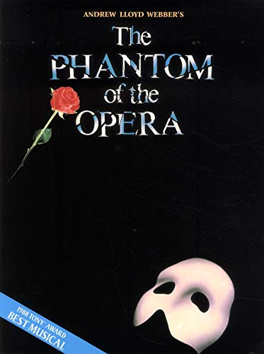 9780881886153: Phantom of the Opera - Andrew Lloyd Webber: Vocal Selections - Souvenir Edition