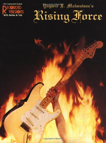 9780881886221: Yngwie J. Malmsteen's - Rising Force: Guitar Recorded Versions, with Notes & Tab