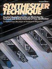 9780881887150: Synthesizer Technique - The New And Revised Edition (Keyboard Synthesizer Library)