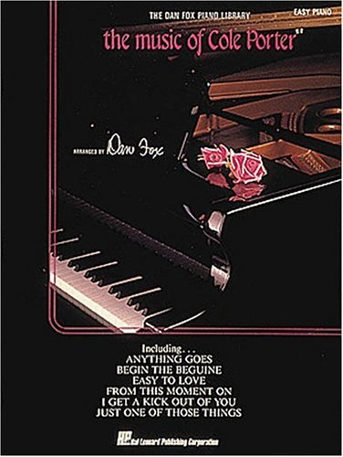 9780881887334: The Music Of Cole Porter - Easy Piano