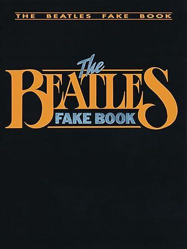 9780881887570: The Beatles Fake Book (Fake Books)