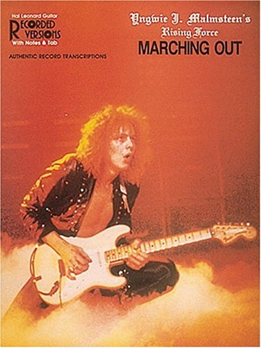 9780881887655: Yngwie Malmsteen - Rising Force: Marching Out