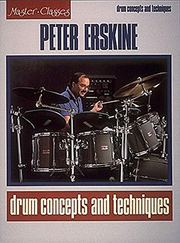 9780881887785: Peter Erskine - Drum Concepts and Techniques