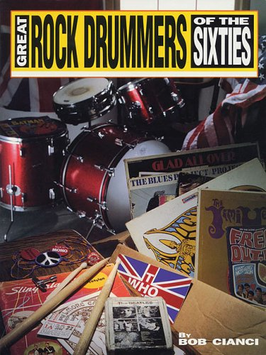 9780881888300: Great Rock Drummers Of The Sixties