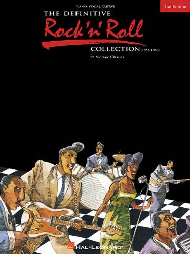 The Definitive Rock 'n Roll Collection (1955-1966) Piano Vocal Guitar