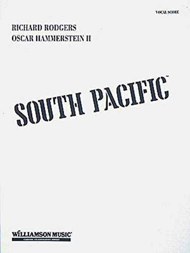 9780881888355: South Pacific: Vocal Score