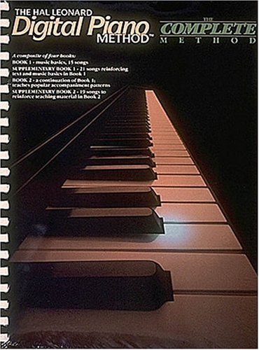 9780881888478: Digital Piano - Complete Method o