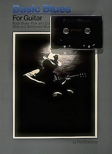 9780881888676: BASIC BLUES FOR GUITAR CASSETTE PKG MAY CHANGE TO 695011