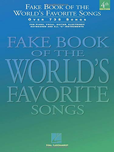 9780881888799: Fake Book of the World's Favorite Songs: C Edition (Hl 00240072)