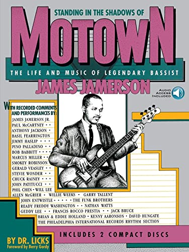 9780881888829: Standing in the Shadows of Motown: The Life and Music of Legendary Bassist James Jamerson