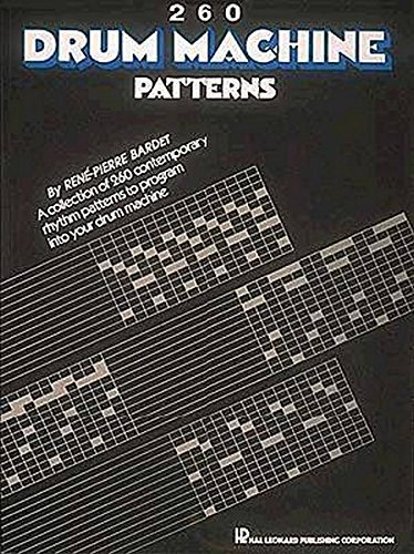 9780881888874: 260 Drum Machine Patterns