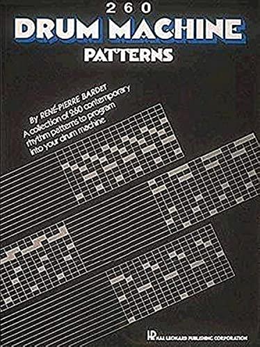 9780881888874: 260 Drum Machine Patterns