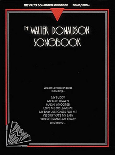 9780881889499: The Walter Donaldson Songbook