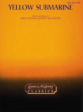 9780881889598: Yellow Submarine: Lennon & McCartney Classics