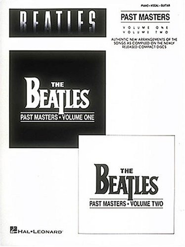 9780881889826: The Beatles: Past Masters