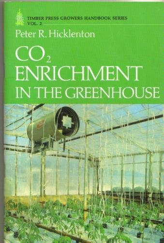 CO2 Enrichment in the Greenhouse (Growers Handbook Series, Vol. 2): Hicklenton, Peter R.
