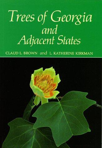 9780881921489: Trees of Georgia and Adjacent States