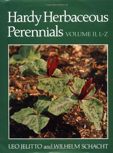 9780881921595: Hardy Herbaceous Perennials (Gardener's Guide)