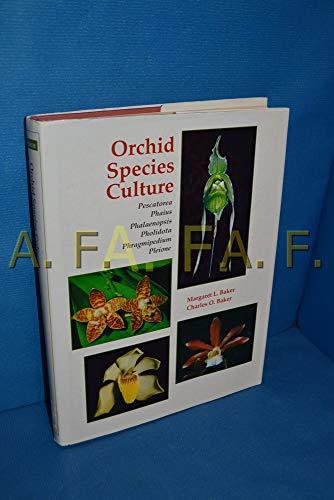 9780881921892: Orchid Species Culture: Pescatorea, Phaius, Phalaenopsis, Pholidota, Phragmipedium, Pleione