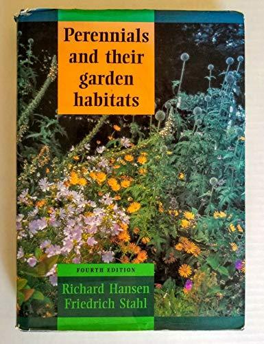 9780881922226: Perennials and Their Garden Habitats