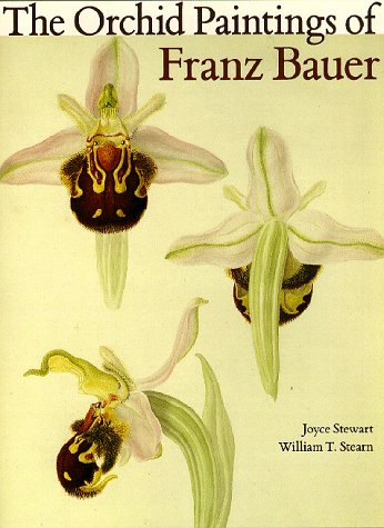 9780881922431: The Orchid Paintings of Franz Bauer