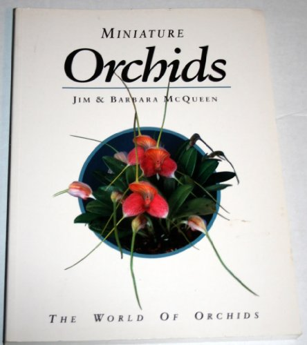 9780881922653: Miniature Orchids