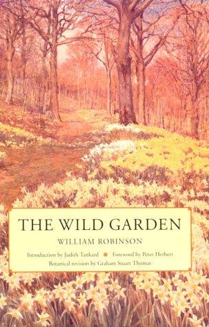 9780881922844: The Wild Garden