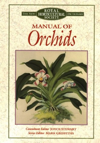 9780881923346: Manual of Orchids (Royal Horticultural Society)