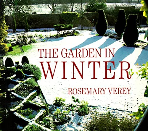 The Garden in Winter (0881923370) by Rosemary Verey