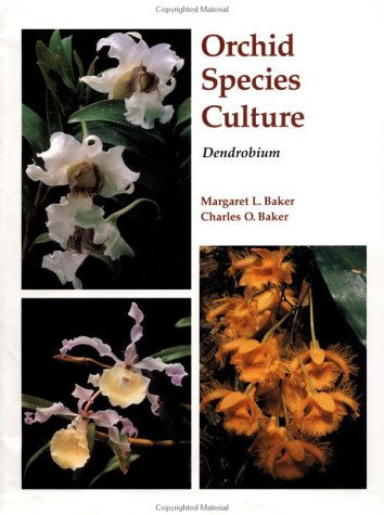 9780881923605: Orchid Species Culture: Dendrobium