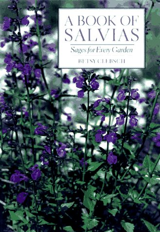 9780881923698: A Book of Salvias: Sages for Every Garden