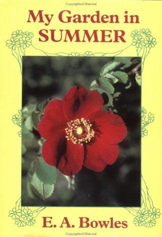 9780881924138: My Garden in Summer (My Garden Series)