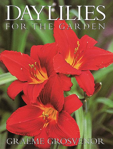 Daylilies for the Garden: Grosvenor, Graeme