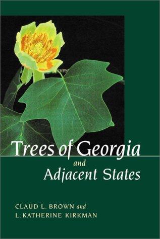9780881924800: Trees of Georgia and Adjacent States