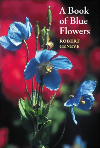 9780881924879: A Book of Blue Flowers