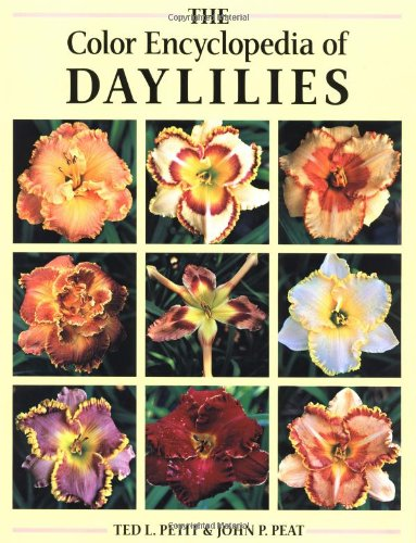 9780881924886: The Color Encyclopedia of Daylilies