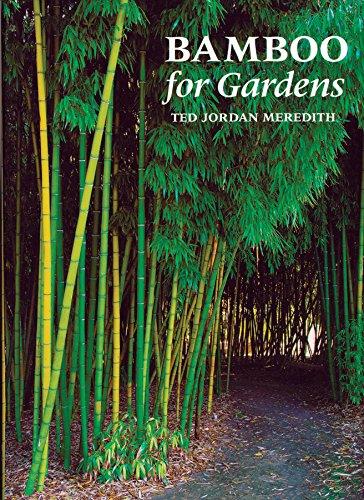 Bamboo for Gardens: Ted Jordan Meredith
