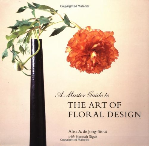 9780881925395: A Master Guide to the Art of Floral Design