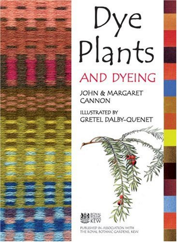 9780881925722: Dye Plants and Dying