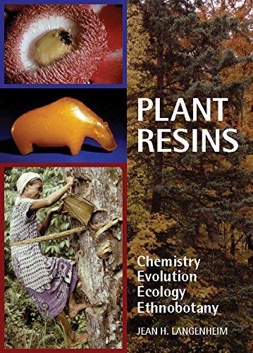 9780881925746: Plant Resins: Chemistry, Evolution, Ecology, and Ethnobotany