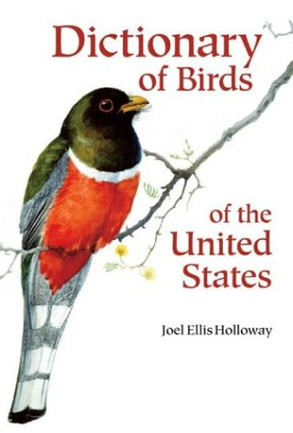 9780881926002: Dictionary of Birds of the United States: Scientific and Common Names